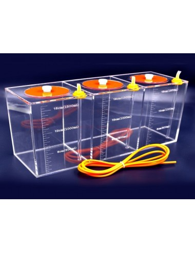 CORAL BOX - Liquid Box 3 x 1.5 litres