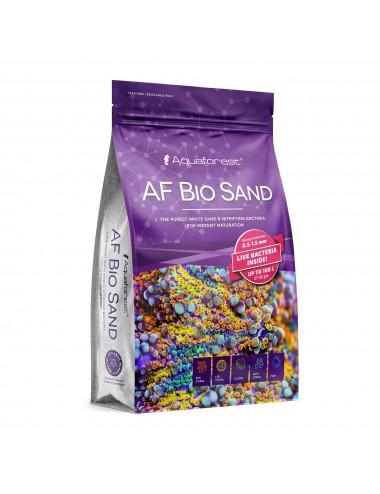 AQUAFOREST - AF bio Sand - 7.5 kg - Sable blanc