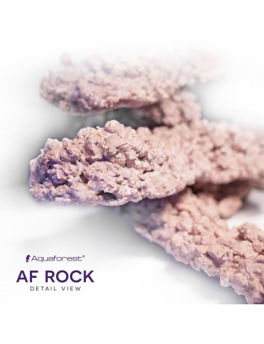AQUAFOREST - Synthetic Rock Taille S/M - 10Kg - Roche pour aquarium marin