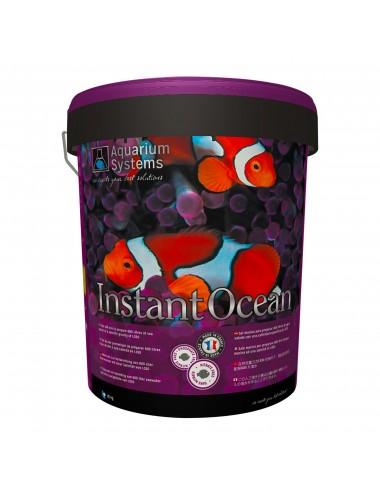 AQUARIUM SYSTEMS - Sel instant Ocean - Seau 20Kg