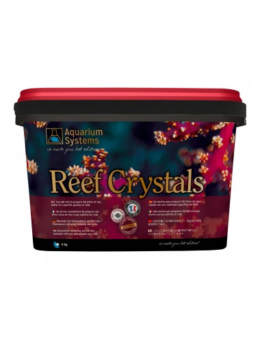 AQUARIUM SYSTEMS - Sel Reef Crystals - 4Kg