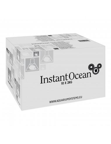 AQUARIUM SYSTEMS - Sel instant Ocean - Sachets 10 x 2kg