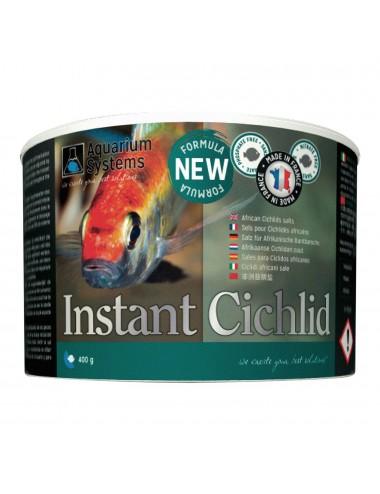 AQUARIUM SYSTEMS - Instant Cichlid - 400gr - Sel pour Cichlid