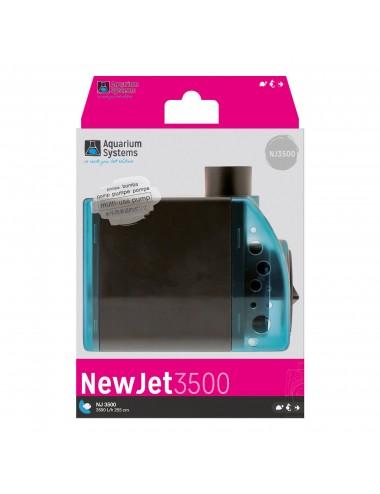 AQUARIUM SYSTEMS - NewJet 3500 - 3500 l/h - Pompe à eau pour aquarium