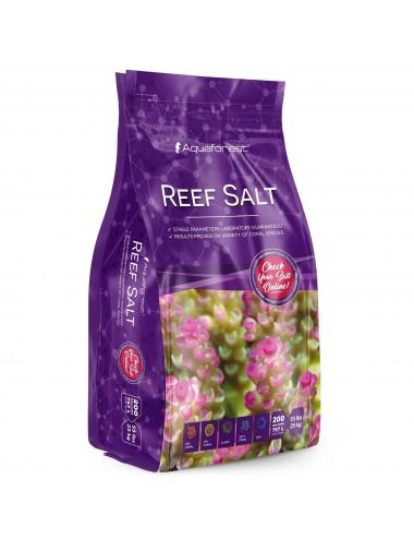 AQUAFOREST - Reef Salt - Sac 25Kg