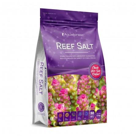 AQUAFOREST - Reef Salt - Sac 7.5Kg