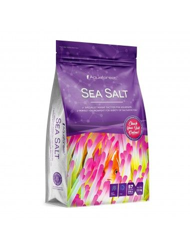 AQUAFOREST - Sea Salt Box - Sac 7.5Kg