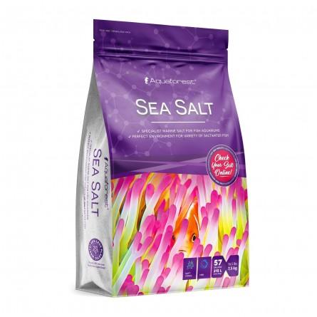 AQUAFOREST - Sea Salt Box - Sac 7.5Kg