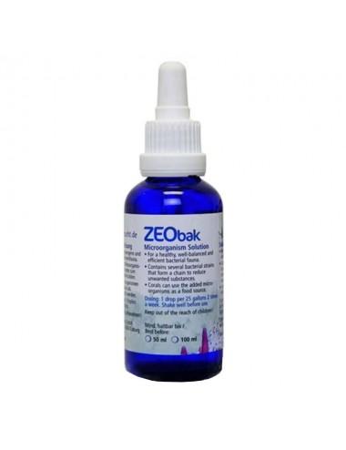 KORALLEN-ZUCHT - Zeobak - 50ml - Bactéries pour aquarium marin