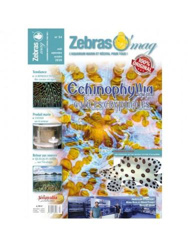 ANIMALIA EDITIONS - ZebrasO'mag N°54