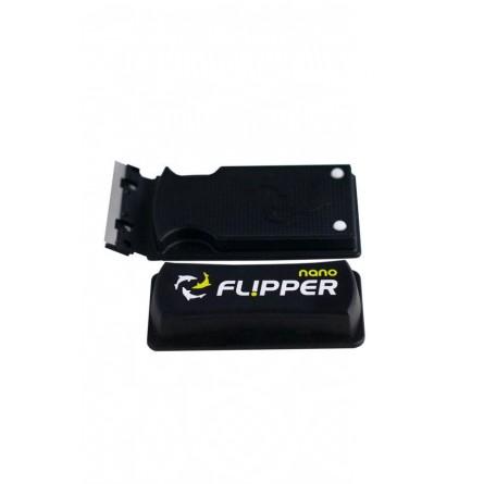 Flipper Flipper Nano Nettoyeur Magnetique 2 En 1 Pour Aquarium