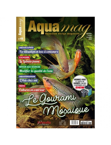 ANIMALIA EDITIONS - AQUAmag N°48