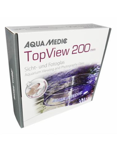 AQUA MEDIC - Top View 200 mm - Verre d'observation et de photographie de l'aquarium
