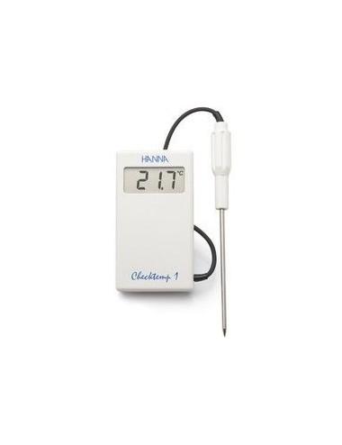 Hanna Instruments - Checktemp 1 - Thermomètre de précision avec sonde déportée