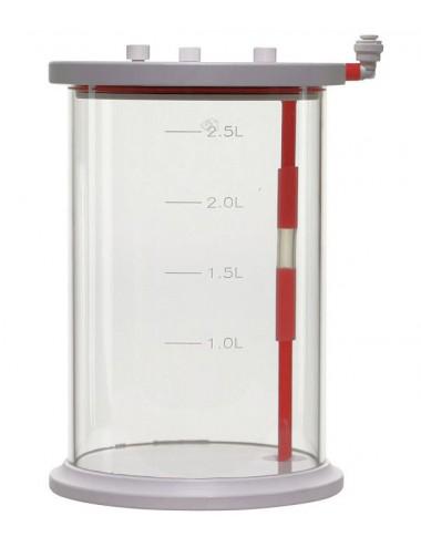 VERTEX - Libra Vessel 2.5S - Conteneur pour pompe doseuse 2.5 litres