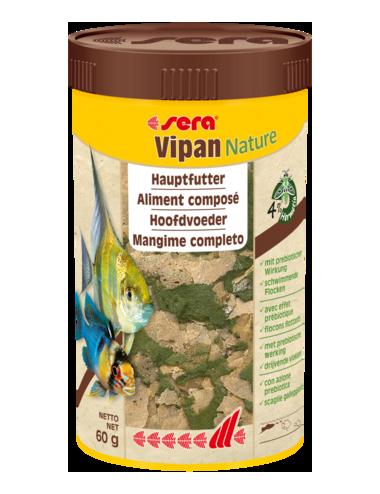 SERA - Vipan Nature - Aliment pour poissons d'ornements