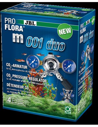 JBL - Proflora M001 Duo 2 - Détendeur CO2 pour bouteilles rechargeables