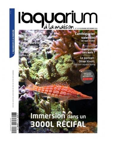 L'Aquarium à la maison - Numéro 142