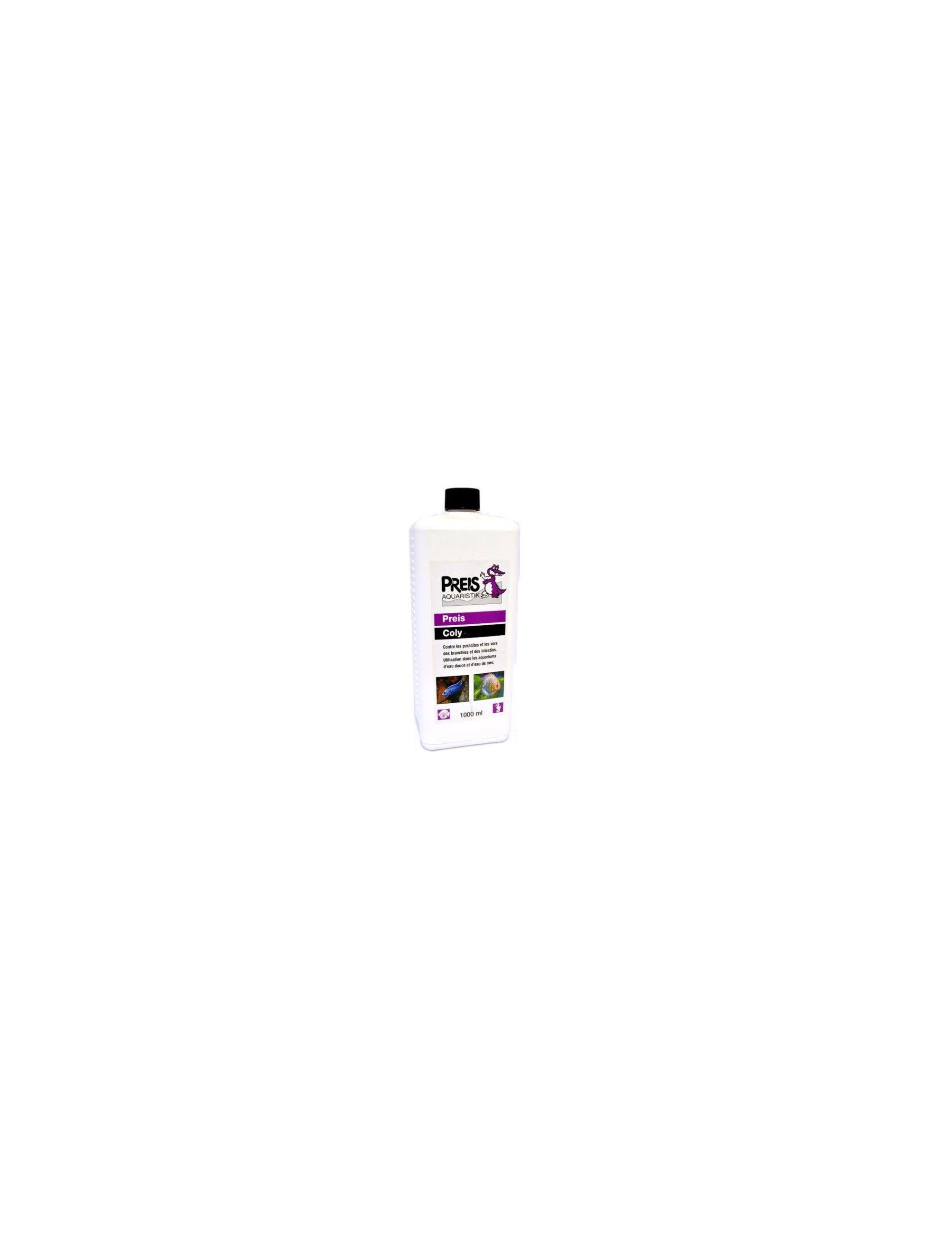 PREIS - Coly 1 litre - Traitement parasites