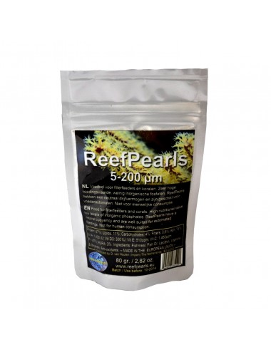 REEF INTERESTS - Reef Pearls 5-200 micron 80gr