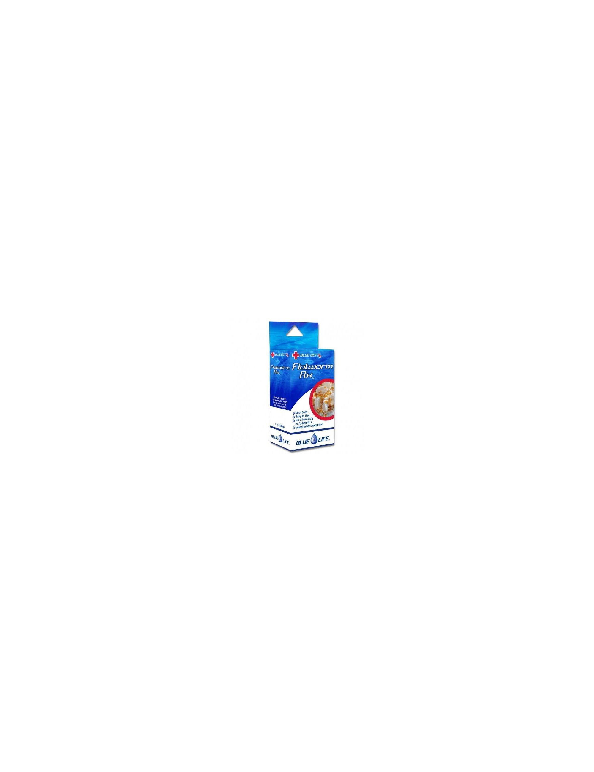 BLUE LIFE USA - Flatworm RX 30 ml - Anti vers plats