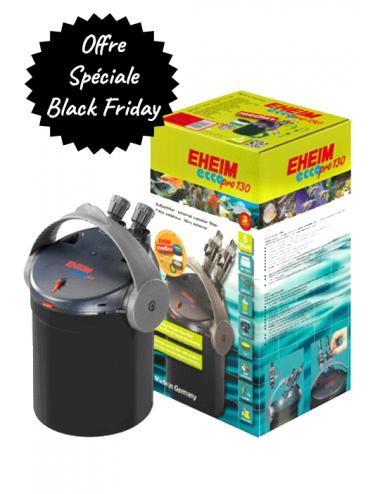 EHEIM - Ecco Pro 130 - Black Edition - Masses filtrantes offertes