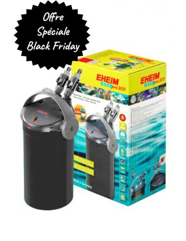 EHEIM - Ecco Pro 300 - Black Edition - Masses filtrantes offertes