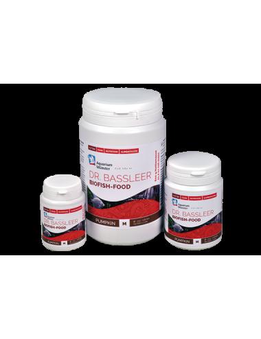 DR. BASSLEER - Biofish food pumpkin 60g - Aliment pour les poissons d'ornement - M