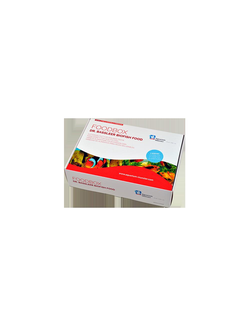 Dr. Bassleer BIOFISH Foodbox - M - Box nourriture pour poissons
