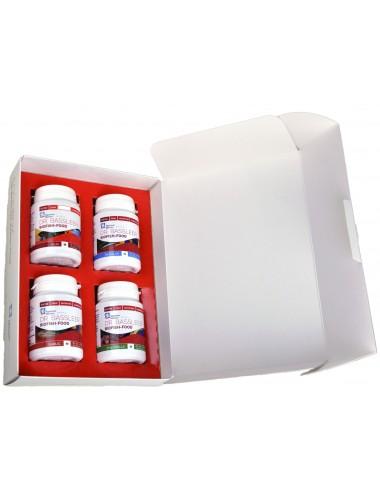 Dr. Bassleer BIOFISH Foodbox - L - 4x60g - Box nourriture pour poissons