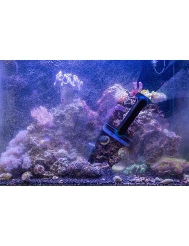 TUNZE - Care Magnet Strong+ 0220.025 avec Care Booster - Aimant pour vitres d'aquarium