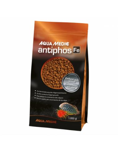 AQUA MEDIC - Antiphos Fe - 1000ml - Pour réduire la croissance des algues