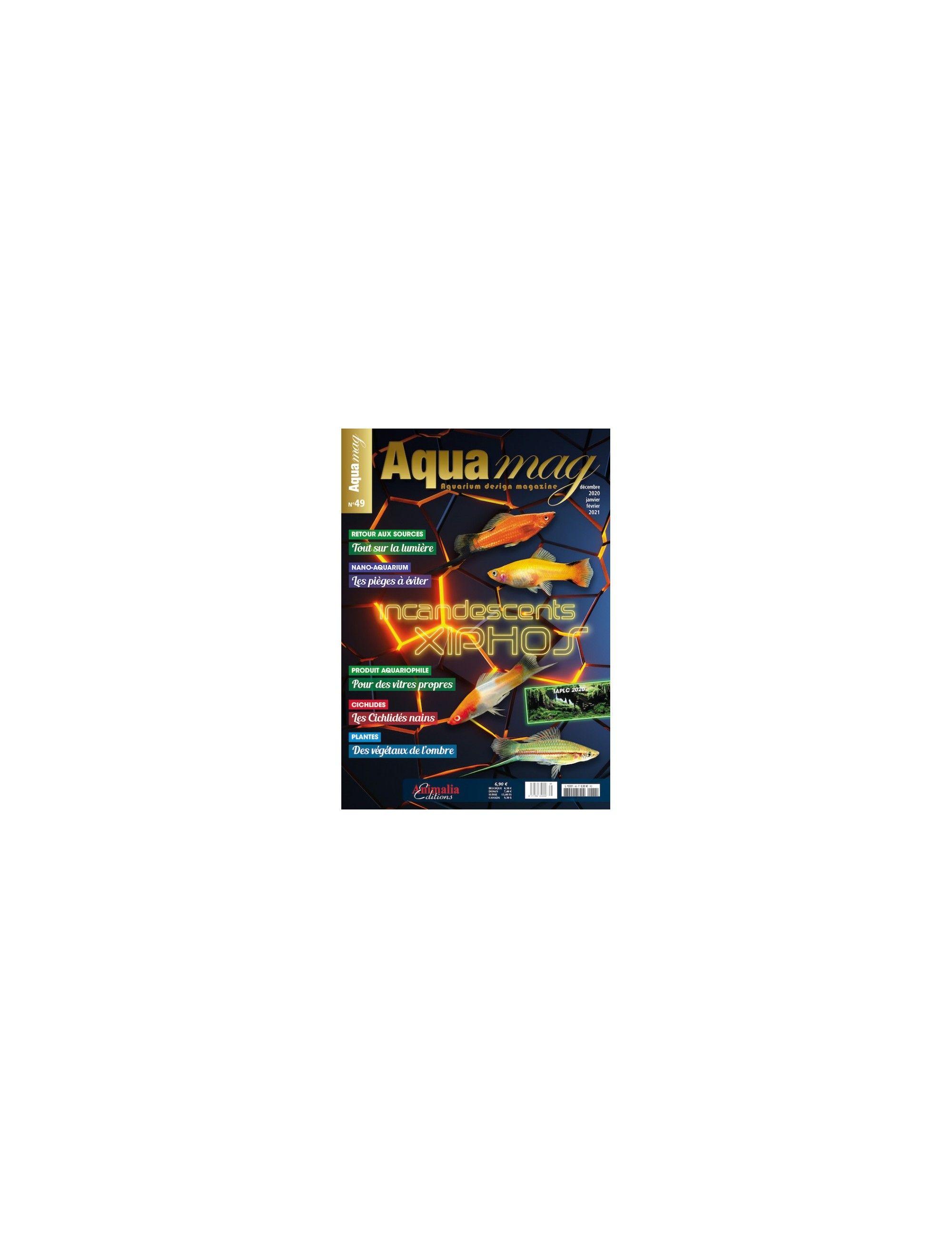 ANIMALIA EDITIONS - AQUAmag N°49