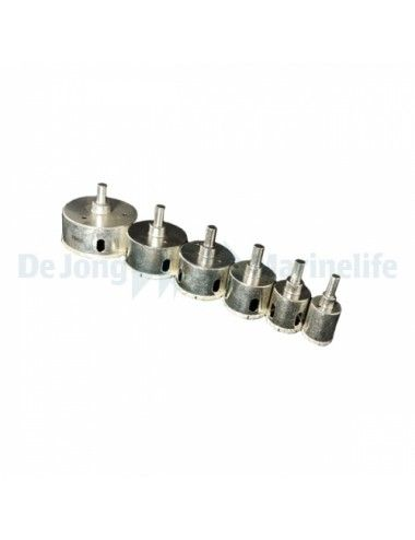 Glass Drills - 60 mm - Scie cloche pour aquarium