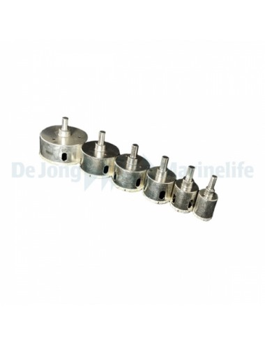 Glass Drills - 75 mm - Scie cloche pour aquarium
