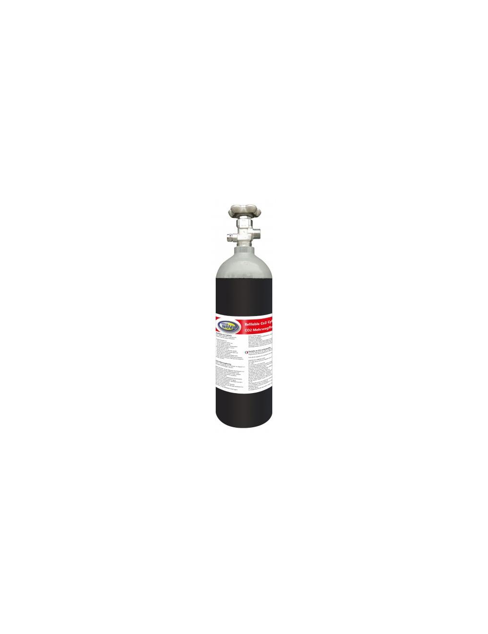 AQUA NOVA - Bouteille CO2 rechargeable 3.75kg