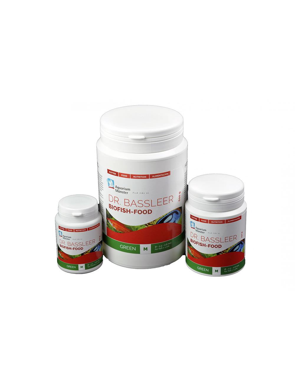 Dr. Bassleer BIOFISH FOOD Forte- 60gr - L