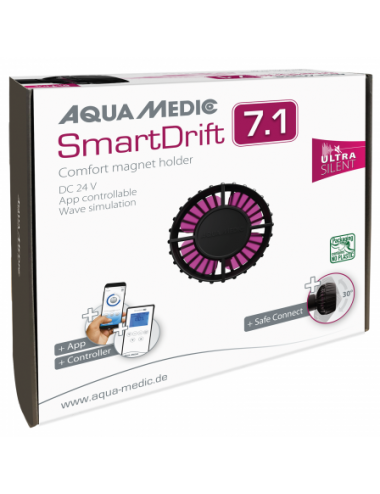 AQUA MEDIC - SmartDrift 7.1 series - Pompe de brassage compacte 10.500 l/h