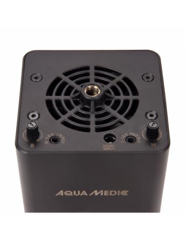 AQUA MEDIC -Blenny Qube - Blanc - Aquarium d'eau de mer complet