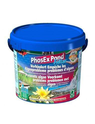 JBL - PhosExPond Filter - 2.5kg - Éliminateur de phosphates pour filtres de bassin