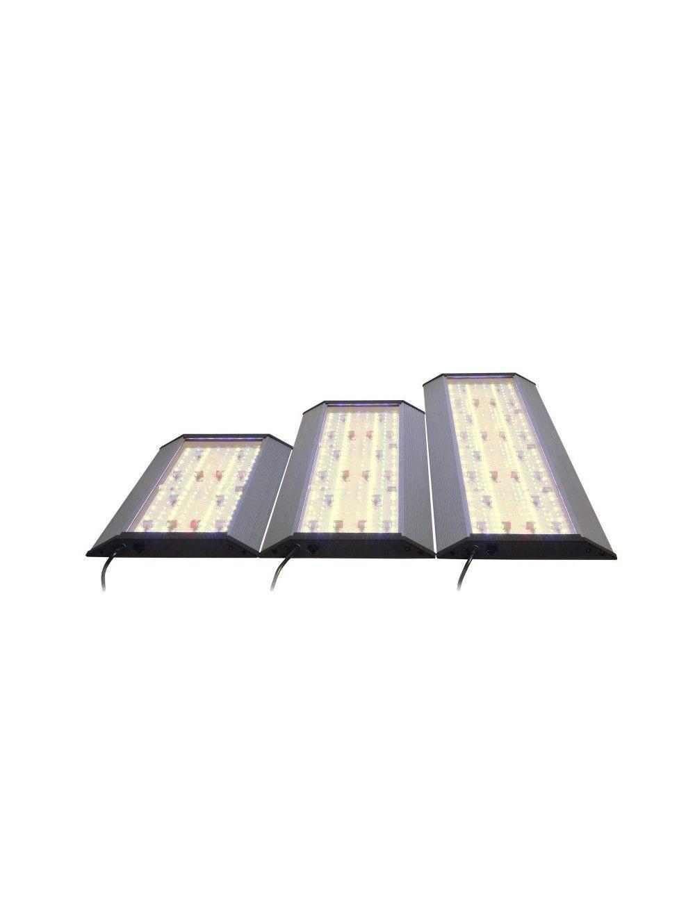 AQUA MEDIC - Aquarius plant 120 plus - Luminaire LED pour aquariums d'eau douce avec contrôle par application