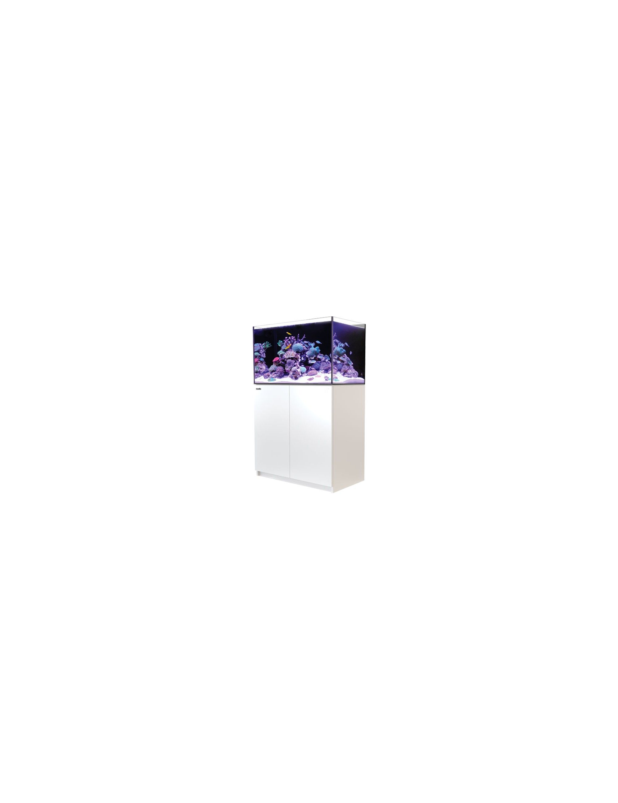 RED SEA - Reefer 250 - Meuble Blanc - 250 litres