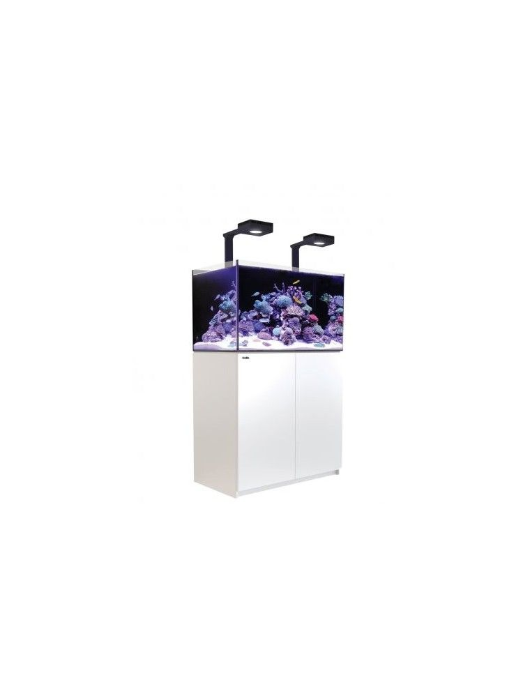 RED SEA - Reefer Deluxe 250 - Blanc - (2 ReefLED 90 et 2 potences)
