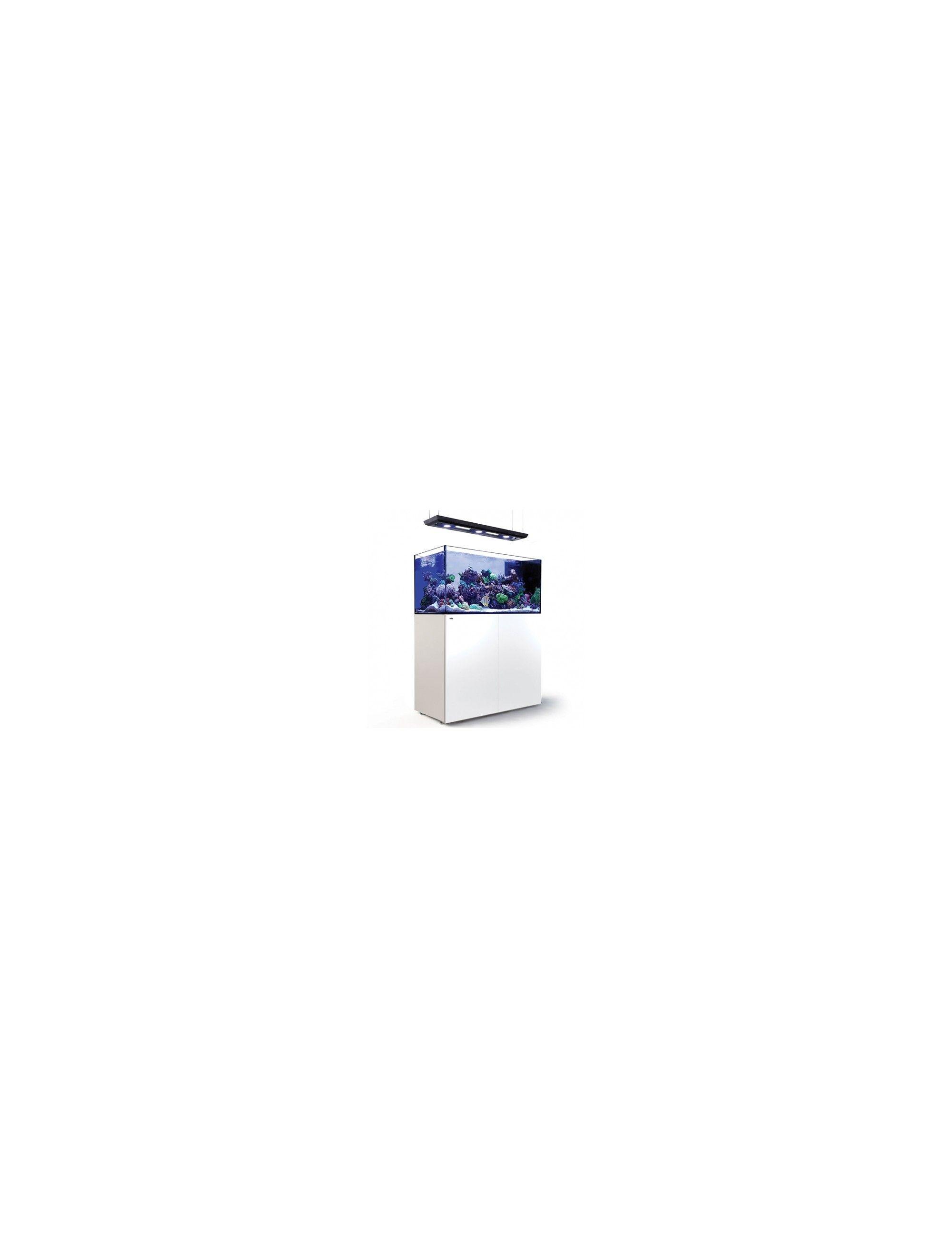 RED SEA - Reefer Peninsula Deluxe - P500 - Blanc - (3 ReefLED , rampe suspendue)
