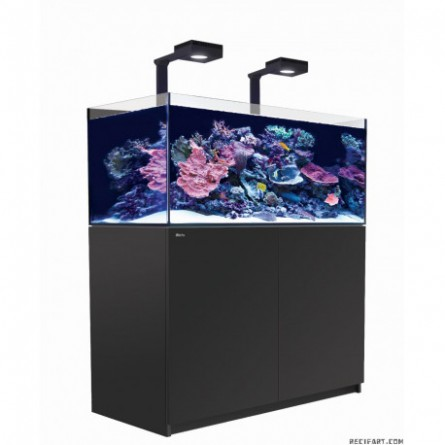 RED SEA - Reefer Deluxe XL 425 - Noir - (2 ReefLED 160S et 2 potences)