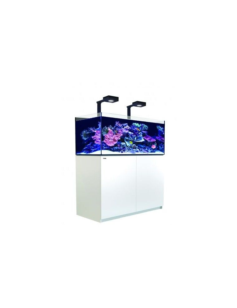 RED SEA - Reefer Deluxe XL 425 - Blanc - (2 ReefLED 160S et 2 potences)
