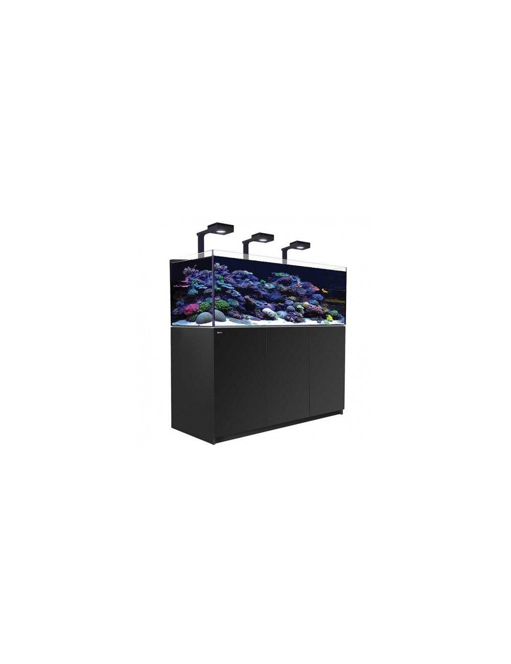 RED SEA - Reefer Deluxe XL 525 - Noir - (3 ReefLED 90 et 3 potences)