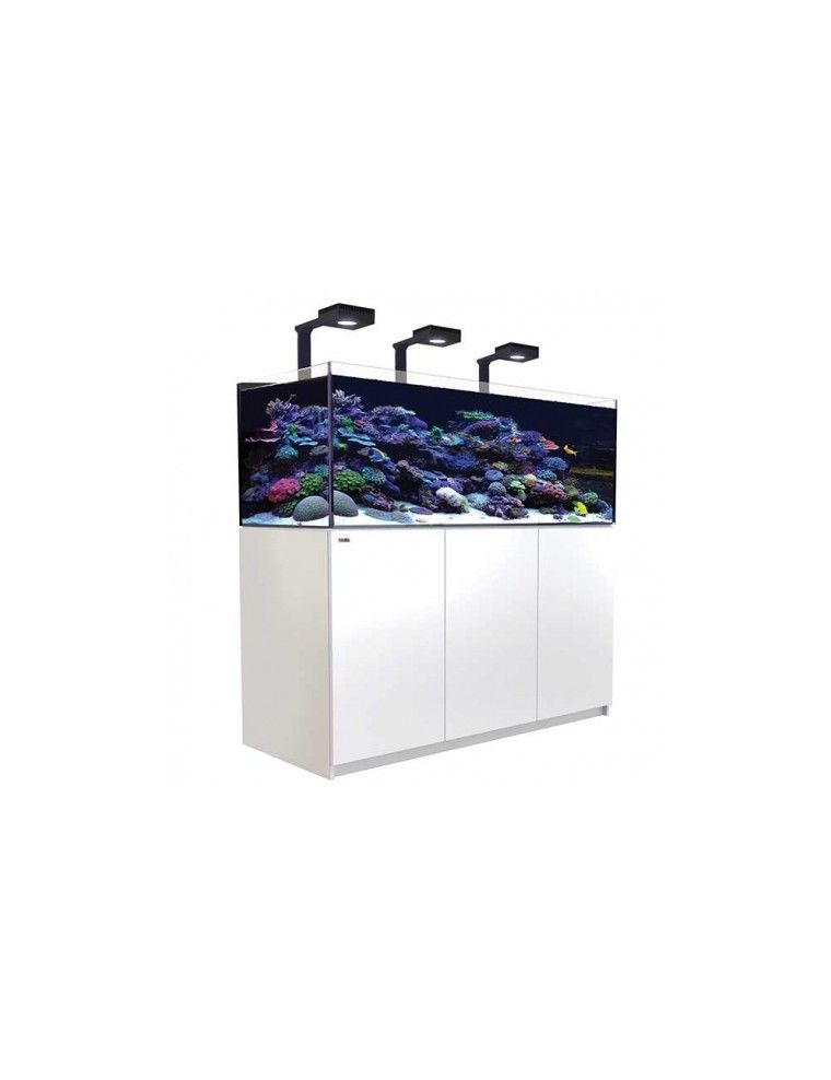 RED SEA - Reefer Deluxe XL 525 - Blanc - (3 ReefLED 90 et 3 potences)