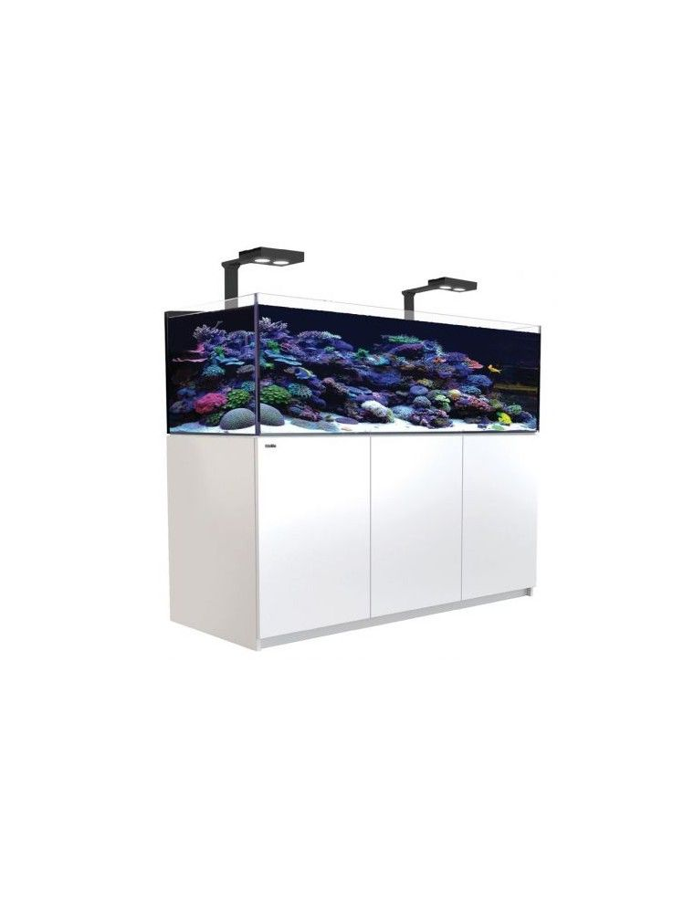 RED SEA - Reefer Deluxe XL 525 - Blanc - (2 ReefLED 160S et 2 potences)