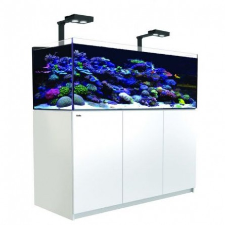 RED SEA - Reefer Deluxe XXL 625 - Blanc - (2 ReefLED 160S et 2 potences)
